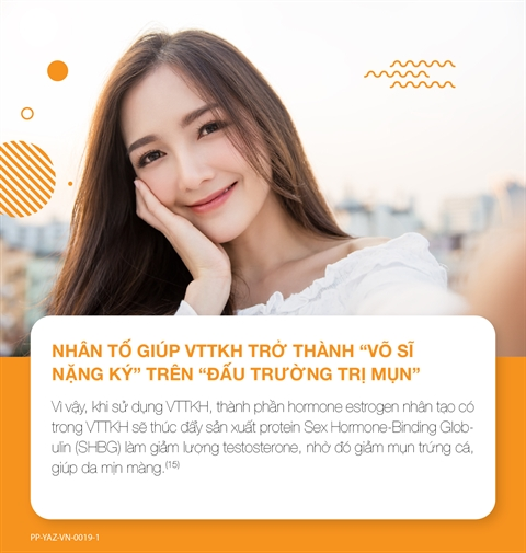 "Ngoai tranh ""nho"" dieu ky, vien tranh thai ket hop con la ""bao boi"" suc khoe hoi chi em"